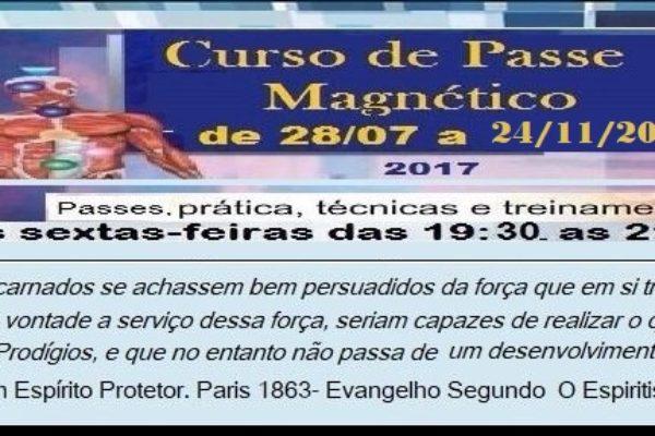 Curso de Passe Magnético